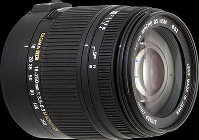 Sigma 18-250mm f/3.5-6.3 DC Macro OS HSM review: Digital Photography Review | Photography Gear News | Scoop.it