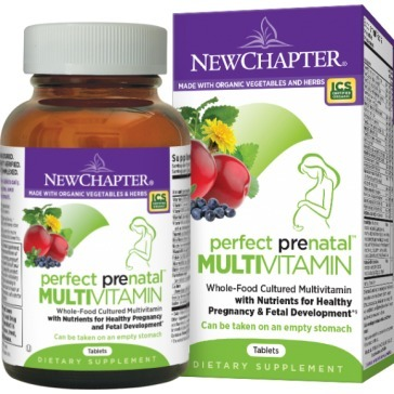 New Chapter Perfect Prenatal For Sufficient Nutrition For Mothers And Babies   Vitasave - Canada's top online vitamin and supplement store   Scoop.it