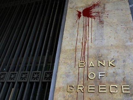 95 % des 220 milliards « d'aides » à la Grèce a servi à renflouer les banques | OTenKipass | Scoop.it