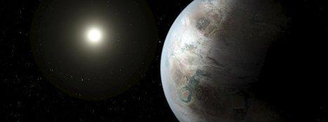 Neu entdeckter Exoplanet: Nasa bejubelt Cousin der Erde | Space | 21st Century Innovative Technologies and Developments as also discoveries, curiosity ( insolite)... | Scoop.it