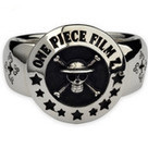 "Shining ""One Piece Film Z"" Silver Accessories Offered in Japan 