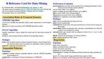 Guide to Data Science Cheat Sheets | Data is big | Scoop.it