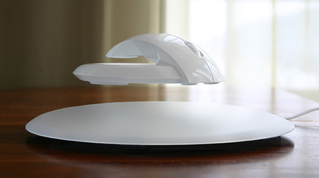 Levitating wireless computer mouse by @Kibardindesign | What Surrounds You | Scoop.it