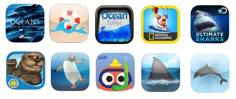 Apps in Education: Learning about the Ocean | iPads | Scoop.it