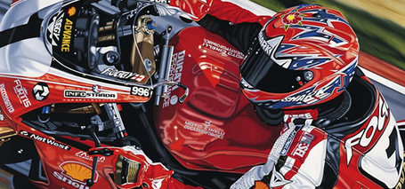 Influx talks to Carl Fogarty | Influx Magazine | Gary Inman | Ductalk | Scoop.it
