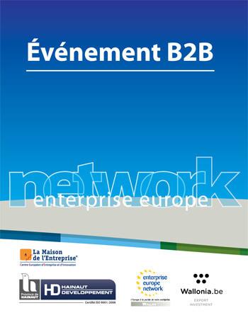 Événement B2B - Enterprise Europe Network - 18/02 La Louvière | Innovation et entrepreneuriat | Scoop.it