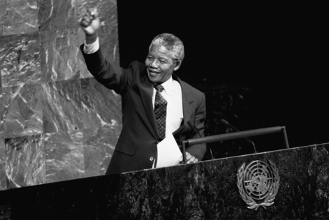 Why Nelson Mandela Was A Shining Example of Leadership | Leadership | Scoop.it