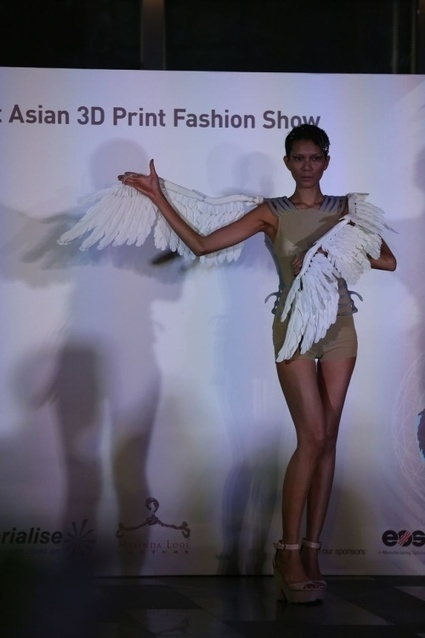 3ders.org - Asia's first 3D printed fashion show | 3D Printer News & 3D Printing News | 3D Printing Revolution | Scoop.it