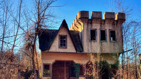 The Haunting Remains of the Virginia Renaissance Faire | Strange days indeed... | Scoop.it