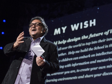 Sugata Mitra: Can Schools Exist In The Cloud? | Future of Education | Scoop.it