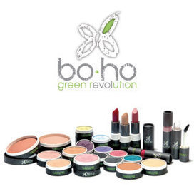 Bo.ho, mon maquillage green | Maquillage | Scoop.it