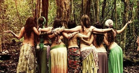 Why Women need a Tribe | Psychology, Sociology & Neuroscience | Scoop.it