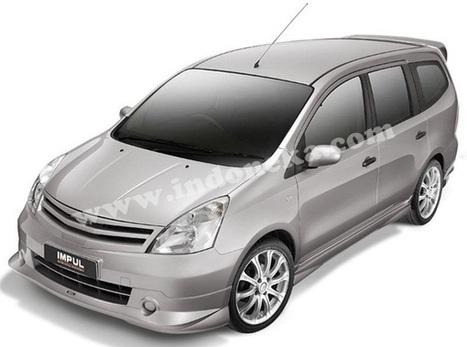 Aksesoris Variasi Modifikasi Bodykit Nissan Grand Livina Impul 1 | Aksesoris Mobil Nissan | Scoop.it