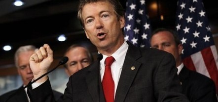 """Rand Paul filibusters the Patriot Act: """"The most unpatriotic of acts""""   Criminal Justice in America   Scoop.it"""