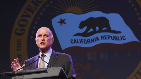 Gov. Brown's attempt to save the planet and his bullet train won't fly | Sustainability Science | Scoop.it