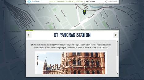 MapTales : Ecrire une histoire sur une carte | Outils et pratiques du web | Scoop.it