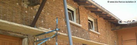 Des panneaux isolants naturels, réalisés en roseau | Le flux d'Infogreen.lu | Scoop.it