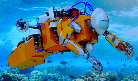 """Stanford Creates """"Robotic Mermaid"""" To Help With Deep Sea Exploration 