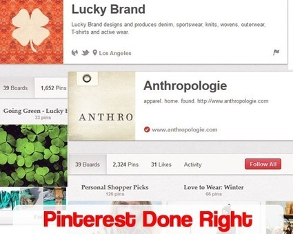 Audience Building on Pinterest: Two Companies Doing it Right | content marketing services | tallahassee content marketing | fiore communications | Pinterest | Scoop.it