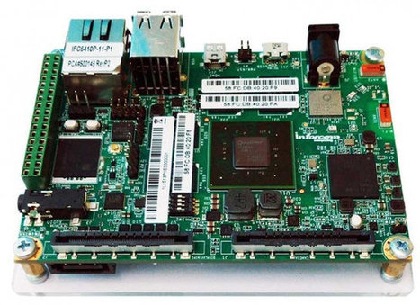Inforce 6410Plus Qualcomm Development Board Adds GPS, MIPI CSI and DSI Connectors | Embedded Systems News | Scoop.it