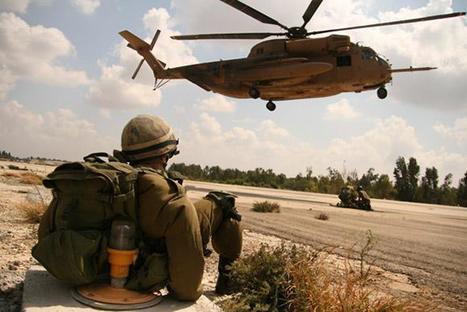 IGLATO NUOVO ACCORDO MILITARE TRA USA ED ISRAELE... | Professional Security Agency | Scoop.it