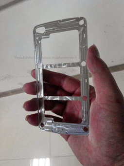 Samsung GALAXY S5 metal frame: New information | Hot Technology News | Scoop.it
