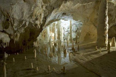 Dagli anni '70 alle Grotte di Frasassi in 12 milioni | Le Marche un'altra Italia | Scoop.it