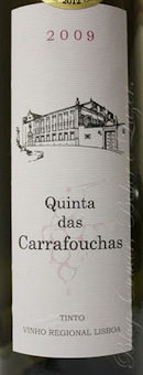 Comer, Beber e Lazer: Quinta das Carrafouchas 2009 Tinto | Carrafouchas | Scoop.it
