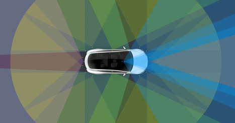 Tesla interdit de gagner de l'argent avec l'AutoPilot   Business Model Design   Scoop.it