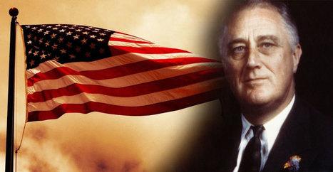 FDR e Massoni d'America: orgoglio e vanto - LiberoReporter | Massoneria eccetera! | Scoop.it
