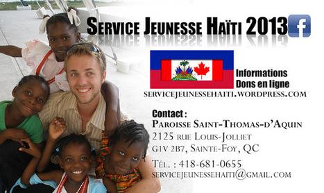 Raph's all you can know blog: Haïti : Découvrir un autre monde | Nadinement vôtre ! | Scoop.it