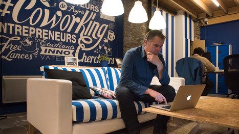 L'impressionnante montée des tiers-lieux, ces nouveaux espaces de travail (France Info) | internet et education populaire | Scoop.it