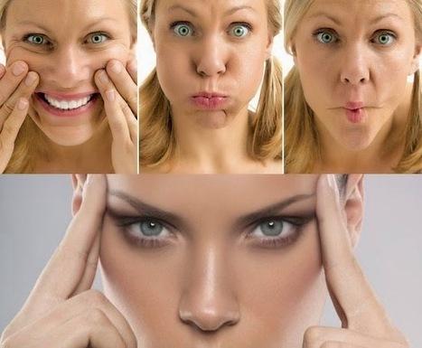 Fakta Wajah: Hilangkan Keriput dan Garis Halus Dengan Senam Wajah | Perawatan Wajah | Scoop.it