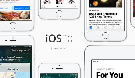 Videos aller Features von iOS 10, watchOS 3 und macOS Sierra - Engadget Deutschland | weekly innovations | Scoop.it
