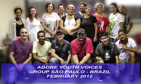 Adobe Youth Voices Workshop in Sao Paolo | Flickr: partage de photos! | International Projects | Scoop.it