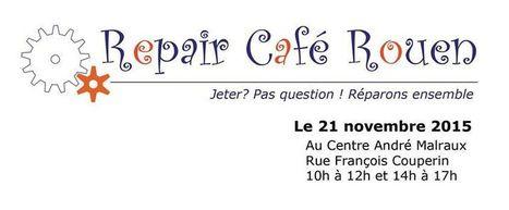 Repair Café Rouen | Facebook | DD Haute-Normandie | Scoop.it