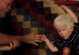 A Mom's Musings: Deaf/Deaflblind Communication: Whatever Works! | Deaf and HoH Information | Scoop.it