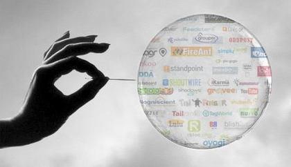 La bulle-shit : l'autre bulle internet | Les miscellanées de Matthieu | Scoop.it