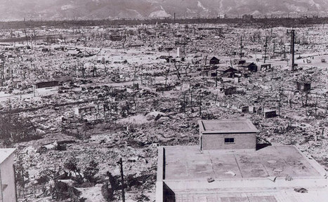 The bombing of Hiroshima and Nagasaki (Website 1) | WW2: Decision to use the atomic bomb | Scoop.it
