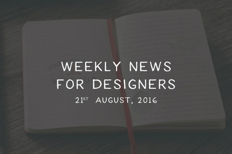 Weekly News for Designers (N.348) -Bootstrap 4, JavaScript Tips, Redefined D3 Charts | El Mundo del Diseño Gráfico | Scoop.it