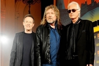 Previously unheard Led Zeppelin track to be released | Culture Scotland | Scoop.it