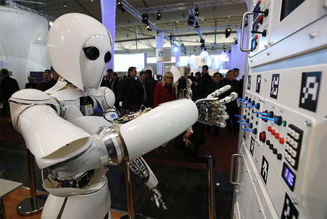 Software robots to perform a fifth of internal jobs at ICICI Bank   I Need Work   Scoop.it