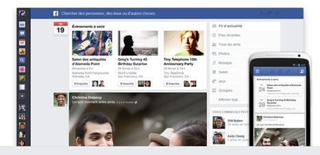 Facebook : quelles sont les conséquences marketing du nouveau Newsfeed ? | Communication 2.0 et réseaux sociaux | Scoop.it