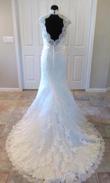 Allure Bridals 9064 Size 12   Wedding Dresses   wedding  and event   Scoop.it