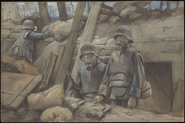 Vu du front : visions de la Grande Guerre par ceux qui l'ont vécue aux Invalides | Nos Racines | Scoop.it