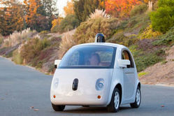 Google va tester ses voitures autonomes cet été sur les routes de Californie | NewTech & Digital Strategy | Scoop.it