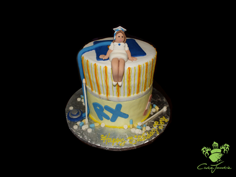 Perfect Party Cakes by Cake Junkie - Custom Designed Party Cakes | Cake Junkie | Scoop.it