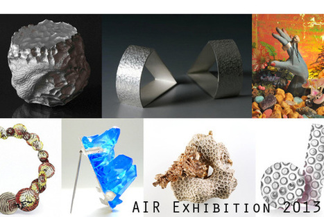 The Lighthouse - Glasgow : Visit : Exhibitions : A I R Exhibition 2013 | shubush jewellery adornment | Scoop.it