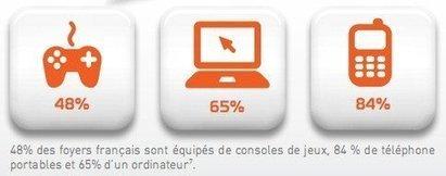Étude SNJV : le jeu vidéo en France en 2012 | Cabinet de curiosités numériques | Scoop.it