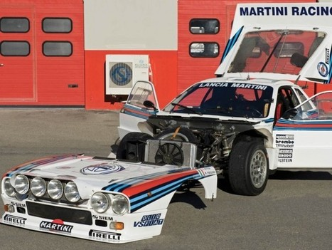 1983 Lancia 037 Group B - Silodrome | Interests | Scoop.it